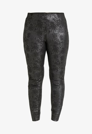 VMDESTROY SNAKE - Leggings - black