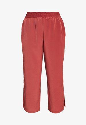 VMLIA PANTS - Pantalon classique - marsala