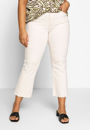 VMSHEILA KICK  - Trousers - birch
