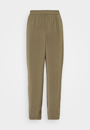 VMKARINA WIDE PANT - Pantalon classique - ivy green