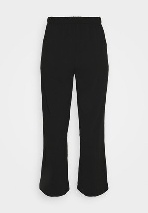 VMBLAIR WIDE PANT - Stoffhose - black