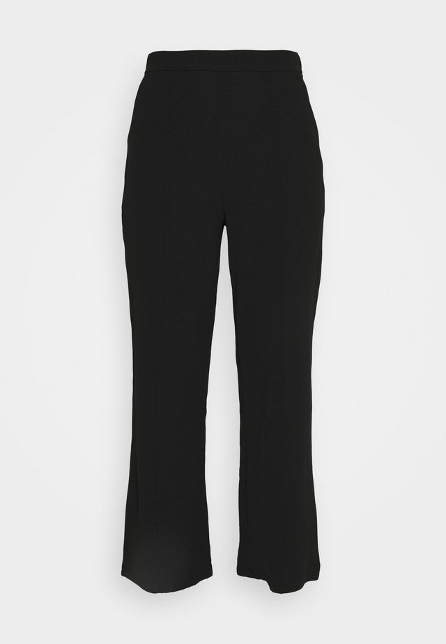 VMBLAIR WIDE PANT - Kangashousut - black