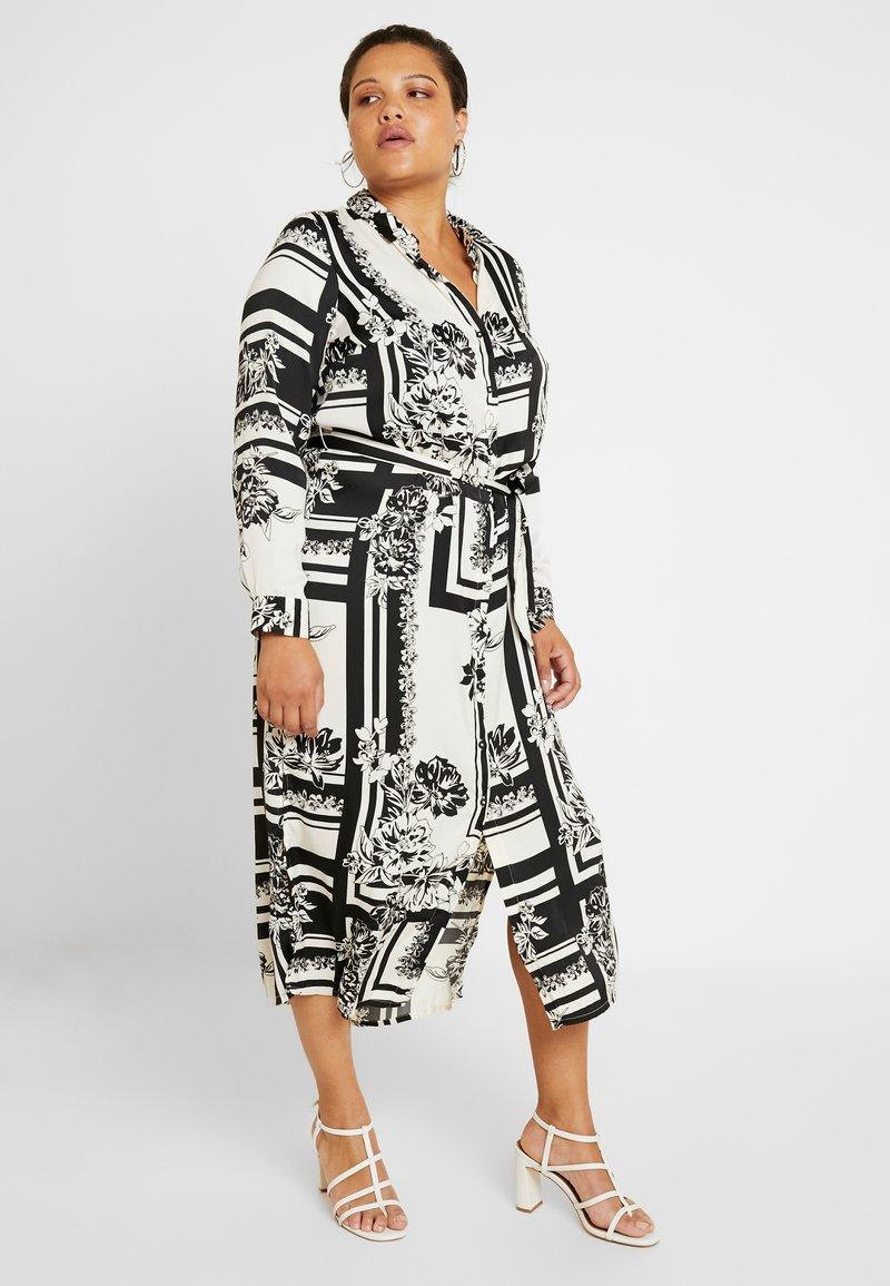 Vero Moda Curve - VMMIMI - Košilové šaty - birch