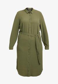 Vero Moda Curve - Vestito estivo - ivy green - 4