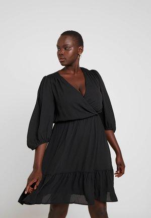 VMDANA SHORT DRESS - Denní šaty - black