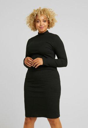 VMJEANETTE DRESS - Day dress - black