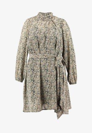 VMJOSEPHINE SHORT DRESS - Kjole - birch/josephine