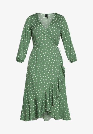 VMHENNA CALF DRESS - Vapaa-ajan mekko - dark ivy