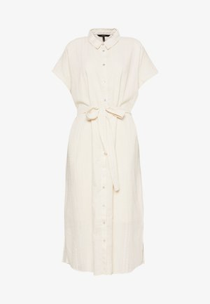 VMNAJA CALF DRESS - Abito a camicia - birch
