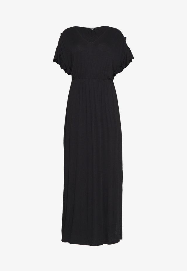 VMDONNA MAXI DRESS CURVE - Maxi-jurk - black