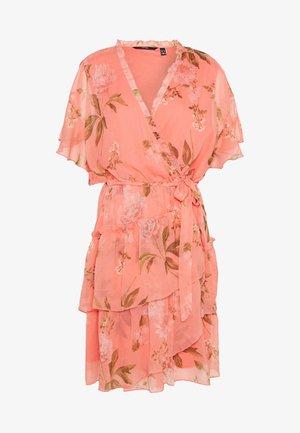 VMLUCCA SHORT DRESS CURVE - Vestido de cóctel - dubarry