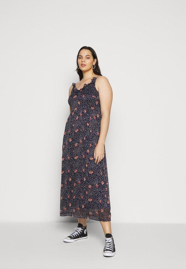 VMKAY SINGLET DRESS  - Maxi-jurk - dark blue