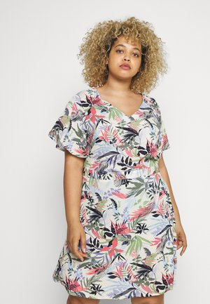 VMPHEOBE SHORT DRESS  - Robe d'été - birch