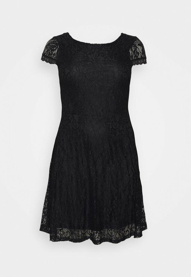VMSASSA SHORT DRESS - Freizeitkleid - black