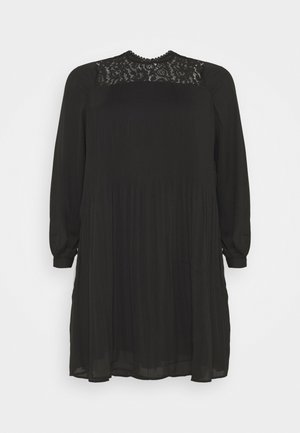 VMKENYA DRESS - Denní šaty - black