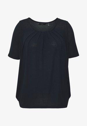 VMHONEY TEE CURVE - Basic T-shirt - night sky