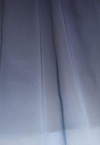 Vero Moda Curve - VMLUNA TOP CURVE - Bluser - blue/light grey - 2