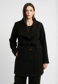 Vero Moda Curve - VMCALAMARIA JACKET - Short coat - black - 0