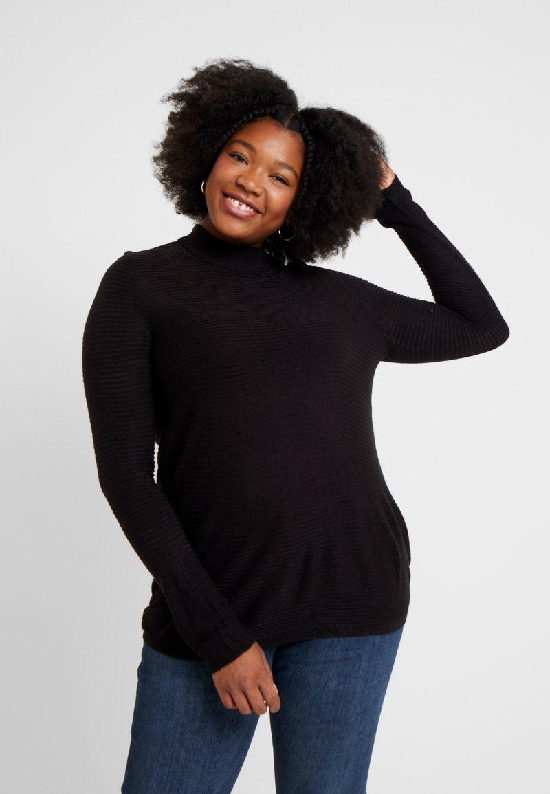 Vero Moda Curve - Maglione - black
