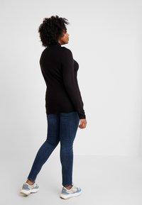 Vero Moda Curve - Maglione - black - 2