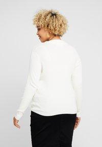 Vero Moda Curve - Pullover - pristine/antique - 2