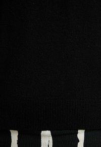 Vero Moda Curve - VMHAPPY - Pullover - black - 6