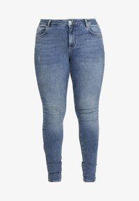 Vero Moda Curve - VMTERESA - Jeans Skinny Fit - medium blue denim - 4