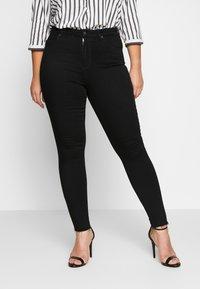 Vero Moda Curve - VMSOPHIA - Jeans Skinny Fit - black - 0