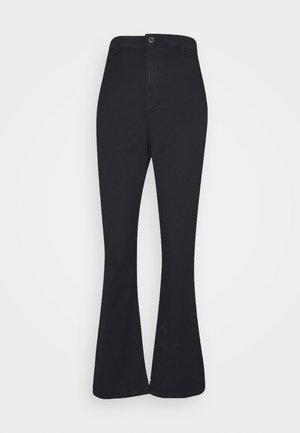 VMMARIA  - Široké džíny - black