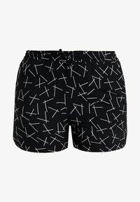 Vero Moda Curve - VMSIMPLY EASY - Shorts - black - 3