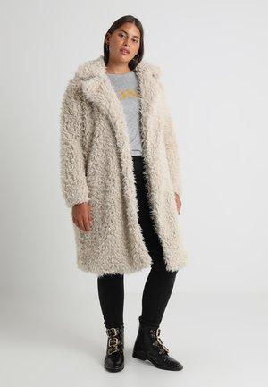 Zimní kabát - oatmeal