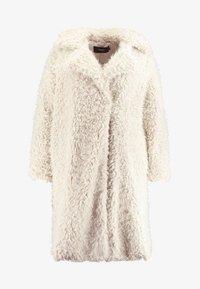Vero Moda Curve - Classic coat - oatmeal - 5