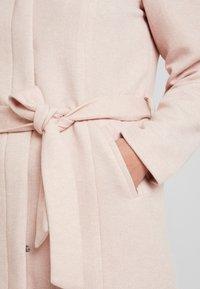 Vero Moda Curve - Zimní kabát - mocha mousse - 5