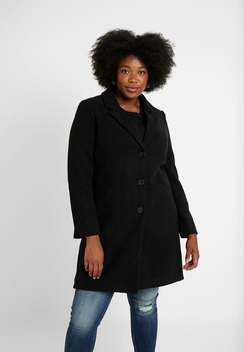 Vero Moda Curve - VMCALA CINDY - Classic coat - black