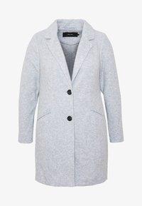 Vero Moda Curve - VMMARBLEBELLA JACKET - Krátký kabát - slate - 3