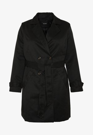 VMBERTA JACKET - Trenchcoat - black