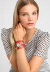 Versace Watches - Uhr - red