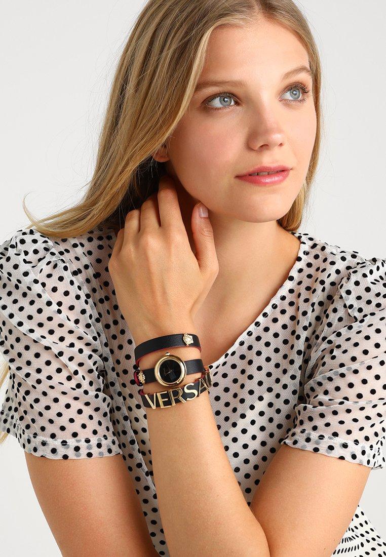 Versace Watches - Ure - black