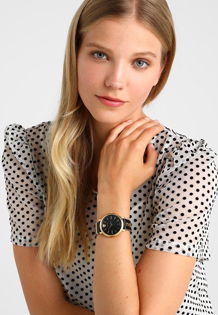 Versace Watches - Horloge - black