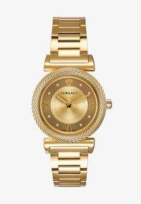Versace Watches - V-MOTIF VINTAGE LOGO - Zegarek - gold-coloured - 1