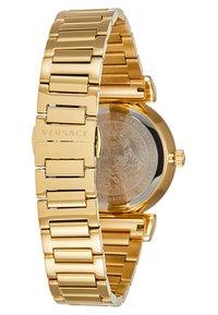 Versace Watches - V-MOTIF VINTAGE LOGO - Zegarek - gold-coloured - 2