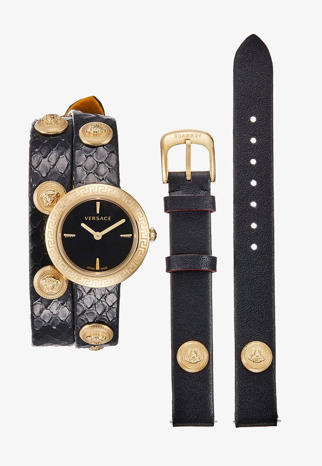 MEDUSA STUD ICON - Watch - black