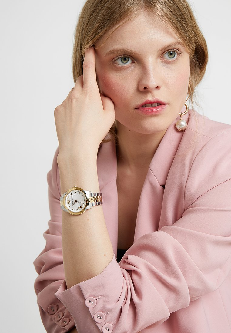 Versace Watches - AUDREY WOMEN TWO TONE - Uhr - gold-coloured