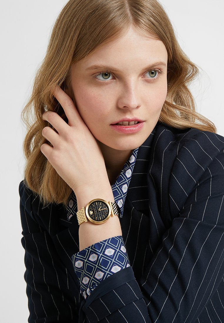Versace Watches - VERSACE TWIST WOMEN - Ure - gold-coloured