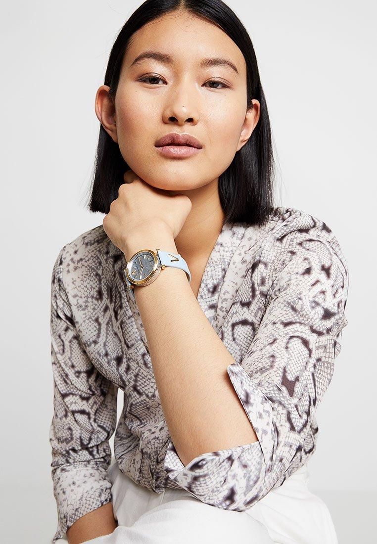 Versace Watches - V- TWIST - Montre - light blue