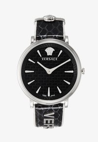 Versace Watches - CIRCLE LOGOMANIA EDITION - Ure - black - 1
