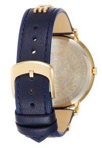 Versace Watches - CIRCLE LOGOMANIA EDITION - Klokke - blue - 2