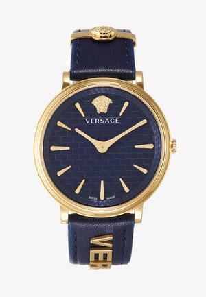 CIRCLE LOGOMANIA EDITION - Horloge - blue