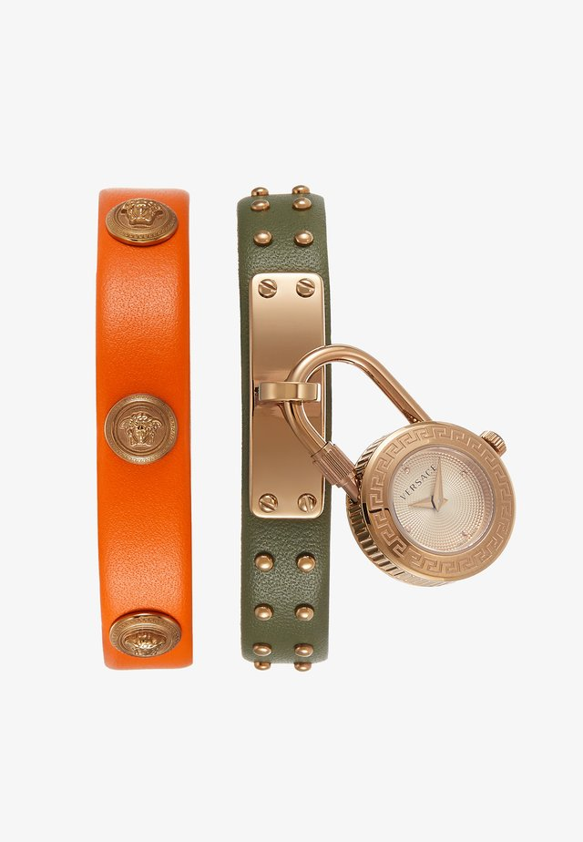 MEDUSA LOCK ICON - Hodinky - green