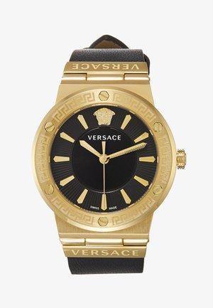 GRECA LOGO - Horloge - black